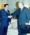 President Estrada with William Kirk (2000).jpg