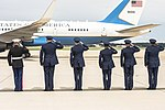 President Obama departs for Sooner State aboard Air Force One 150715-F-WU507-150.jpg