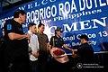 President Rodrigo Duterte in Butuan City 6.jpg