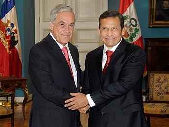Presidente-Pi%C3%B1era-y-presidente-electo-de-Per%C3%BA-Ollanta-Humala