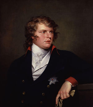 Prince Augustus Frederick, Duke of Sussex - Portrait by Guy Head, 1798