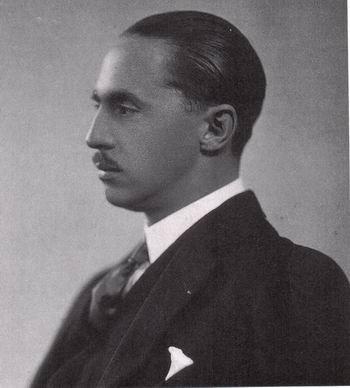 Prince Sixtus of Bourbon-Parma