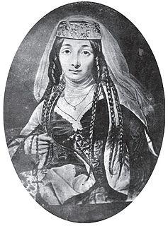 Princess Anastasia of Georgia Princess of Georgia