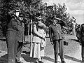 Prinses Juliana keer terug in Engeland na verblijf in Canada. Zij werd op het vl, Bestanddeelnr 935-2549.jpg