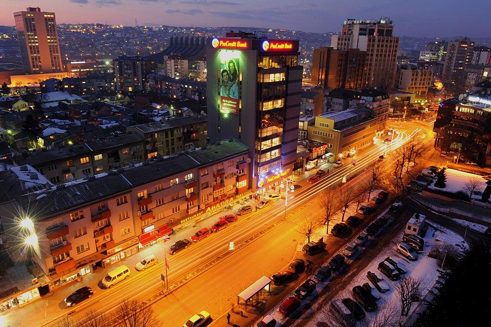 Prishtina perspektivë nga Radio Kosova 1