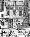 Procession of the Doge to the Bucintoro on Ascension Day, with a View of Venice, ca. 1565 MET MM35447.jpg