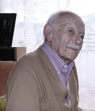 Sixto Durán Ballén - Ballén in July 2011