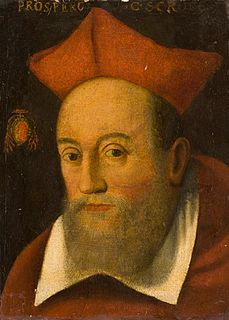 Prospero Santacroce Italian Roman Catholic bishop and cardinal