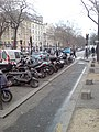 Protected Bicycle Lane, Paris II.jpg