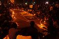 Protesters at Shahbag road.JPG