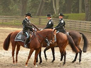 United States Park Police - U.S. Park Police: Officer Graduation in San Francisco
