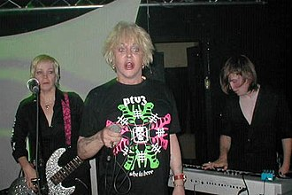 Psychic TV - PTV line-up 2004 – present