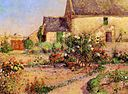 Puigaudeau, Ferdinand du - The Garden at Kervaudu.jpeg