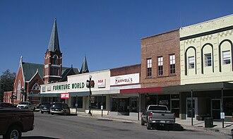 Pulaski, Tennessee - Town Square in Pulaski