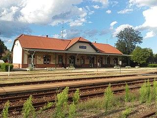 Putnok Town in Borsod-Abaúj-Zemplén, Hungary