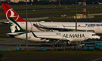 A7-LAF - A320 - Qatar Airways