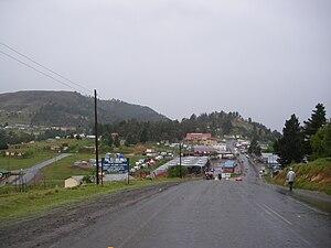 Qacha's Nek District - Qacha's Nek