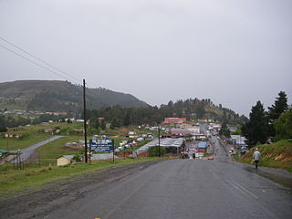 District in Lesotho