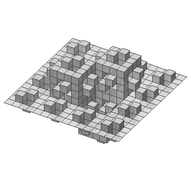 Quadratic Koch 3D (type2 stage2).png