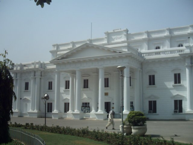 Quaid-e-Azam Library in Jinnah Garden