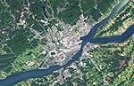 Quebec City from satellite (6 September 2016) (cropped).jpg