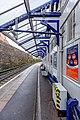 Queen's Park Railway Station, Glasgow, Scotland 05.jpg