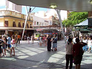 Queen Street bus station
