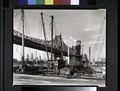 Queensboro Bridge- II. Long Island City, Queens, looking southwest from pier at 41st Road, Queens (NYPL b13668355-482783).tiff