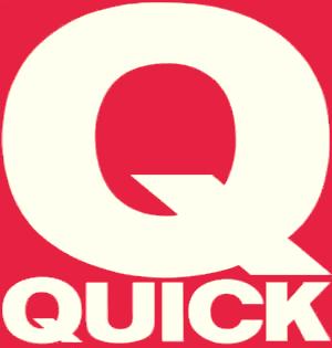 Quick (German magazine) - Quick logo