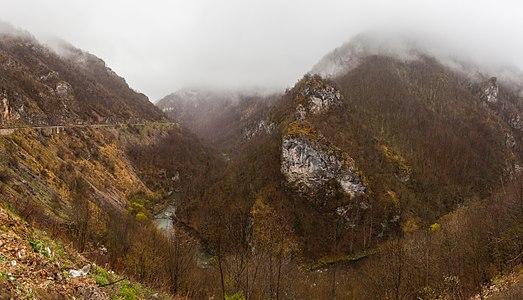 Ibar River, Ribarice, Serbia
