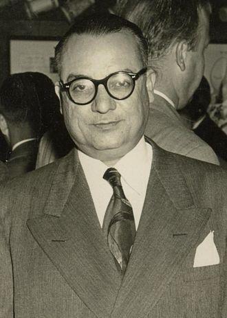 Democratic Action (Venezuela) - Image: Rómulo Betancourt, 1946
