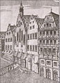 Römerbergfassade des Frankfurter Römers 1742 02.jpg