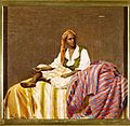 R.Guastalla-Donna negra seduta che fuma.jpg