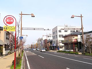 Japan National Route 116