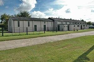 RAF Metheringham - Image: RAF Metheringham Gymnasium