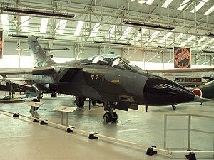 David Eagles - The first British MRCA prototype XX946