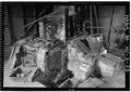 REFINERY SMELTER, INTERIOR - Donovan's Mill, Silver City, Lyon County, NV HAER NEV,10-SILCI,1-23.tif