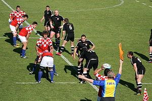 Sport in Lithuania - Lithuania national team versus Croatia national team