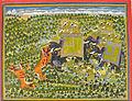 Raghuraj Singh hunting tigers Datia, - Google Art Project.jpg