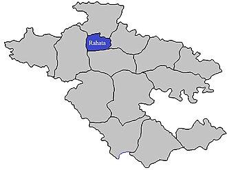 Rahata taluka - Image: Rahata Tehsil in Ahmednagar District