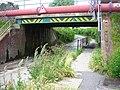 Railway Bridge over Salthouse Lane - geograph.org.uk - 485744.jpg