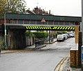 Railway bridge, Priory Rd - geograph.org.uk - 1519308.jpg