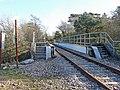Railway bridge over the Ewenny, Bridgend - geograph.org.uk - 1151622.jpg