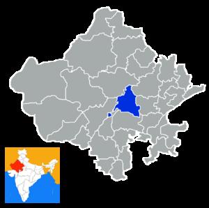Ajmer district - Ajmer District in Rajasthan