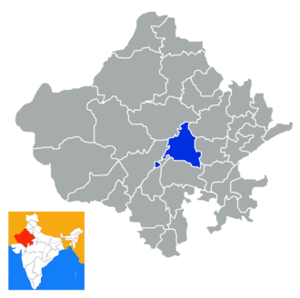 Ajmer district - Ajmer District in Rajasthan