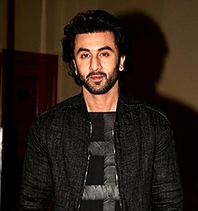 Ranbir Kapoor smiles for the camera