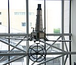 Ranger lunar orbiter - Smithsonian Air and Space Museum - 2012-05-15 (7246253882).jpg
