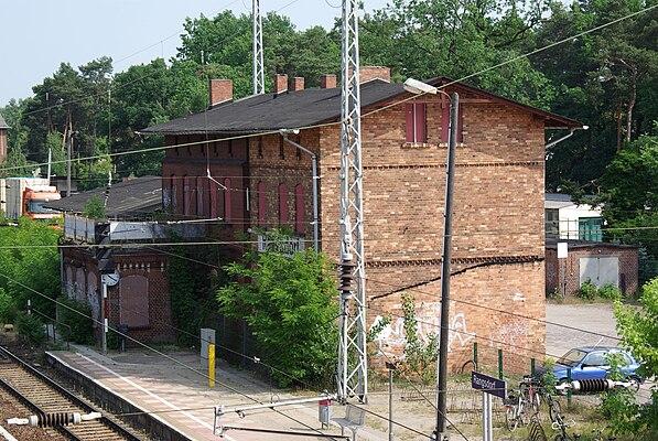 Rangsdorf railway station