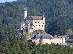 Rappottenstein Castle