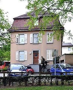 Wilhelmstraße in Ravensburg